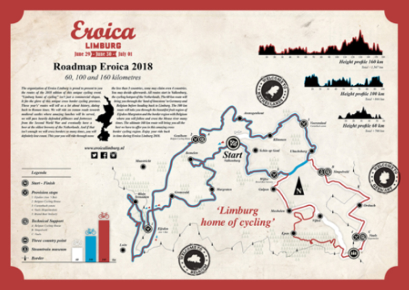 Eroica Limburg map